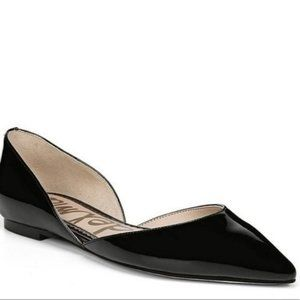 Sam Edelman Rodney Faux Patent Leather Flats 8